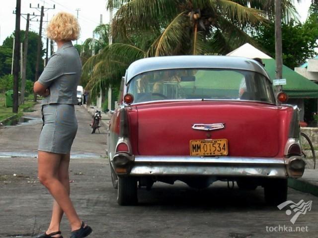Секс-туризм на Кубе