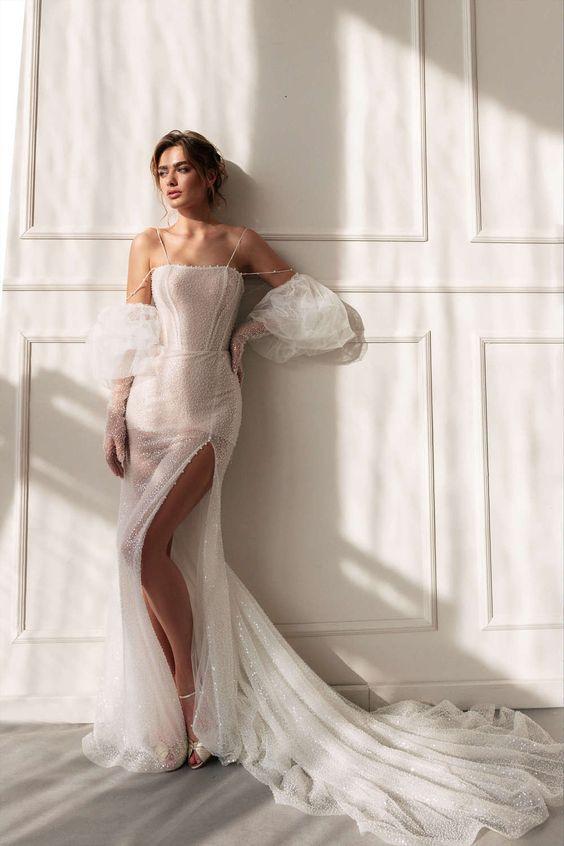 Весільні сукні для нареченої під знаком зодіаку Телець
