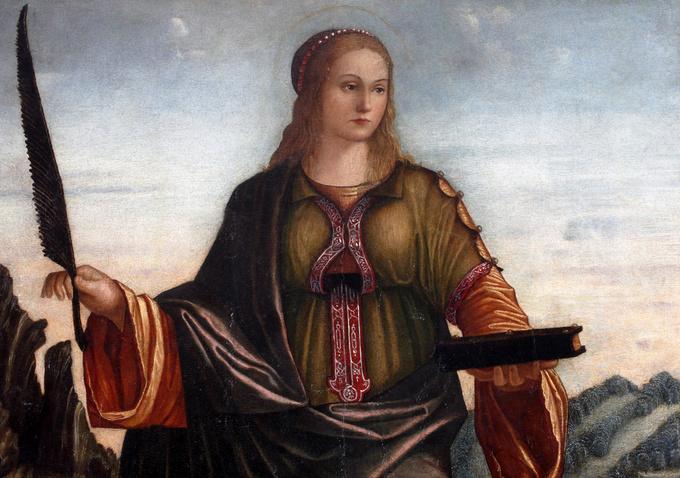День ангела - святой Анастасии