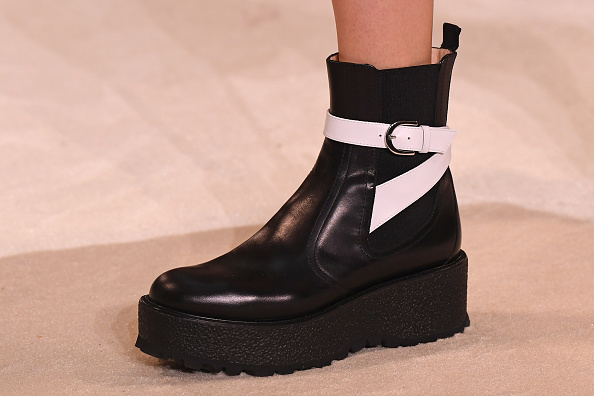 обувь осень-зима 2020/21
