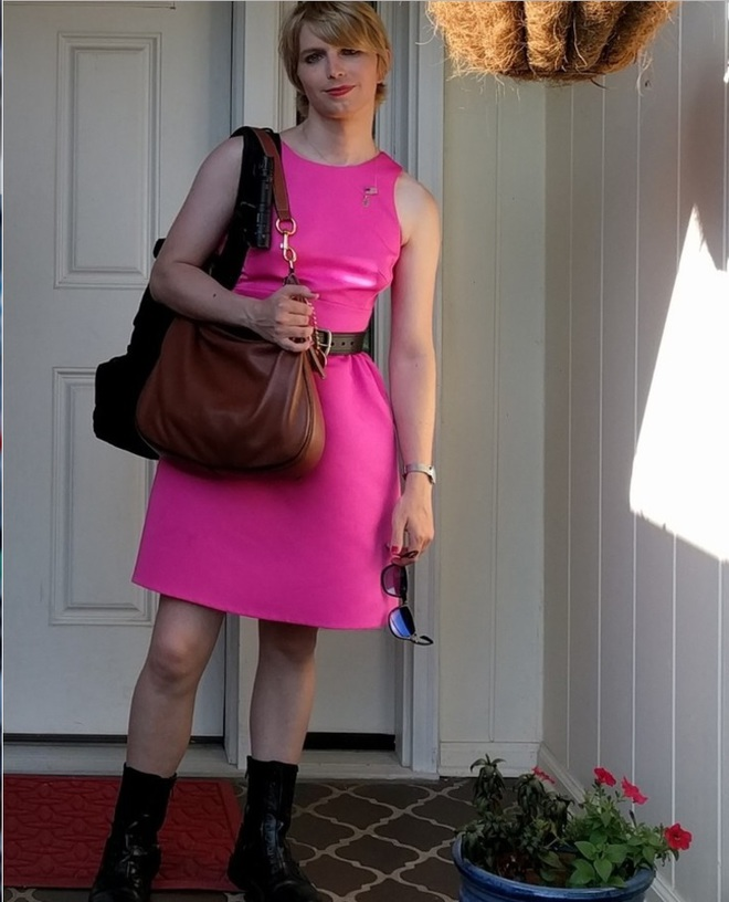Челсі Меннінг для Vogue