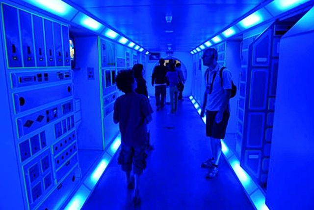 Лучшие детские лагеря: евро космический центр