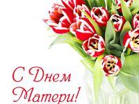 Тюльпаны ко дню матери!