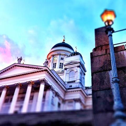 Три щасливі країни: Фінляндія