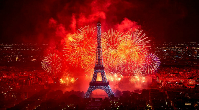 Як відзначають Новий рік в інших країнах - цікаві факти