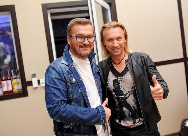 Олег Винник и Александр Пономарев записали колядку к Рождеству