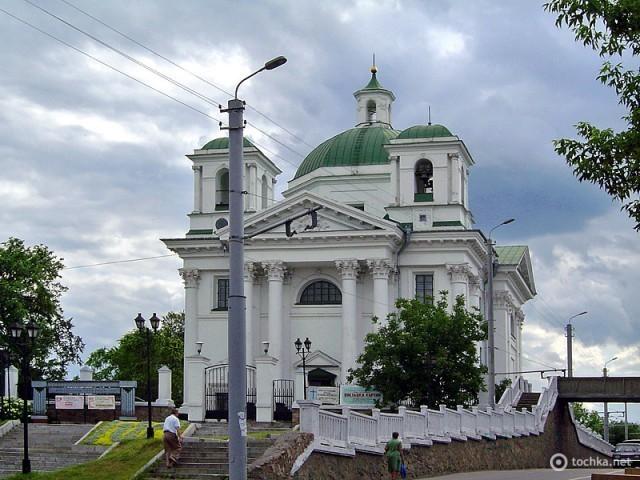 Костел святого Іоанна Хрестителя