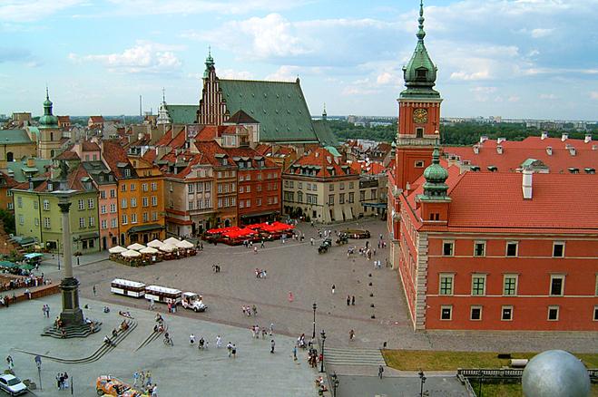ТОП-5 способов попасть на концерт Мадонны: Варшава, Замковая площадь
