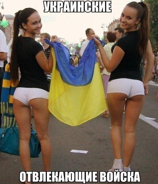 Украинские отвлекающие войска