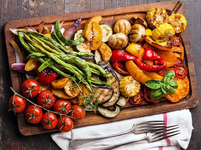 Вегетаріанське меню: що можна приготувати на багатті