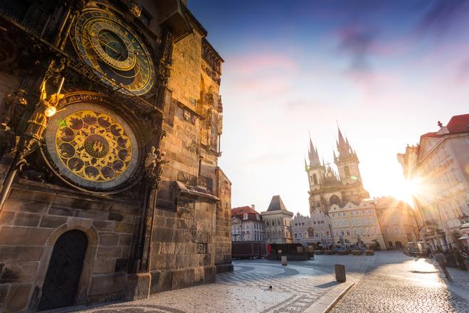 Куди поїхати в квітні: весняна Прага