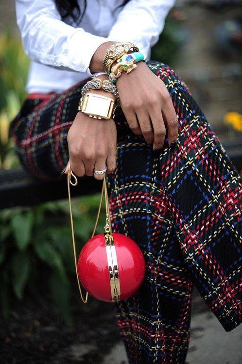 Мода на твид