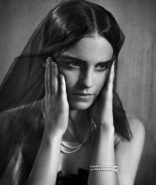 Емма Уотсон для Vogue Italia
