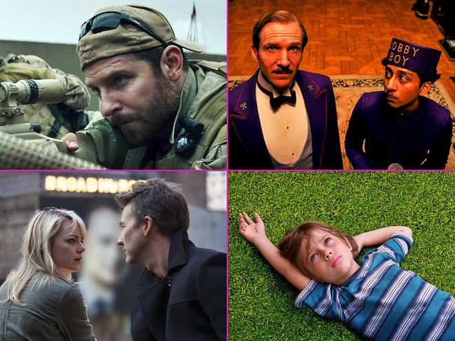 Номинанты премии Оскар 2015