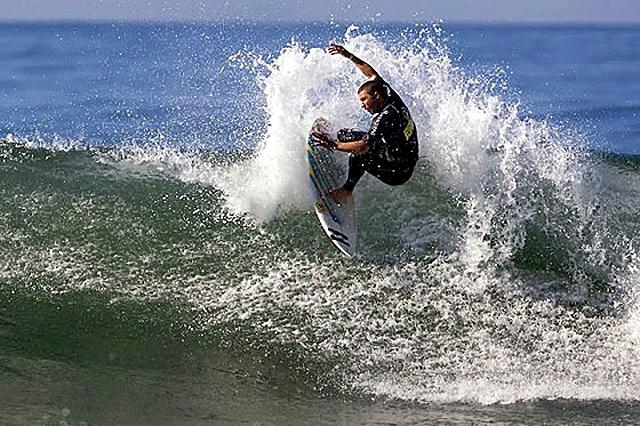 Лучшие места для серфинга: залив Джеффри, Южная Африка