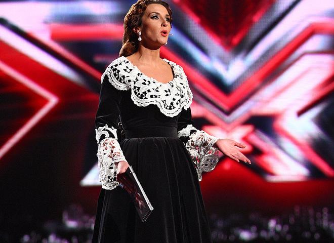 Оксана Марченко здивувала своїм платтям