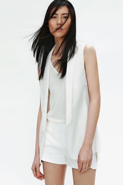 Zara апрель 2012