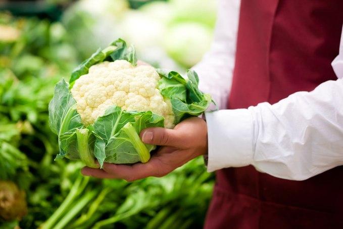 користь цвітної капусти