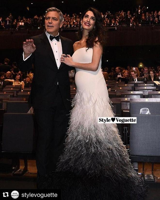 Джордж Клуни и Амаль Клуни