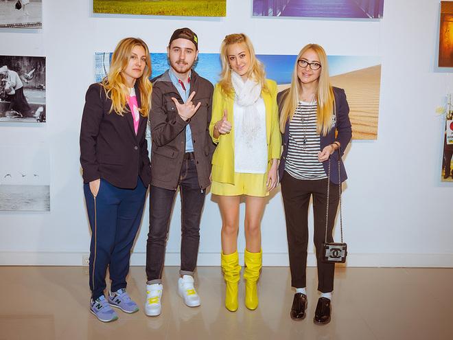 Социально-культурный проект «Ukrainian Designers Corner» в Премиум Галерее «АТМОСФЕРА