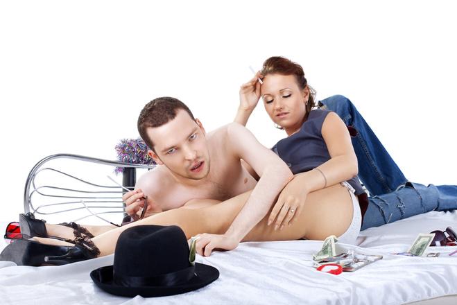 Безопасный групповой секс контрац