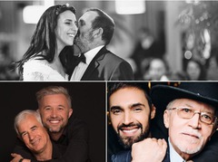 Тати українських знаменитостей: вітаємо важливих чоловіків з Днем батька