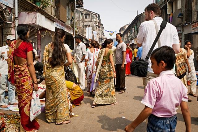 Цікаві місця Мумбаї: ринок в Мумбаї