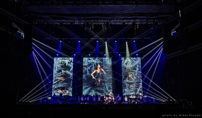 """Впервые в Украине 3D-шоу мирового масштаба - """"Vivaldianno: Город Зеркал"""""""