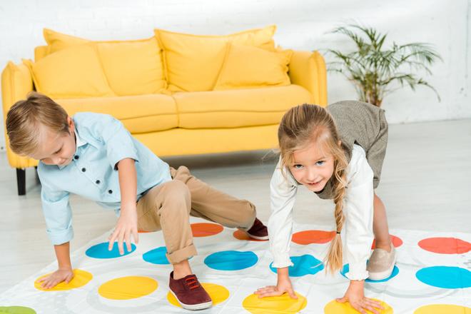 Игры для детей дома