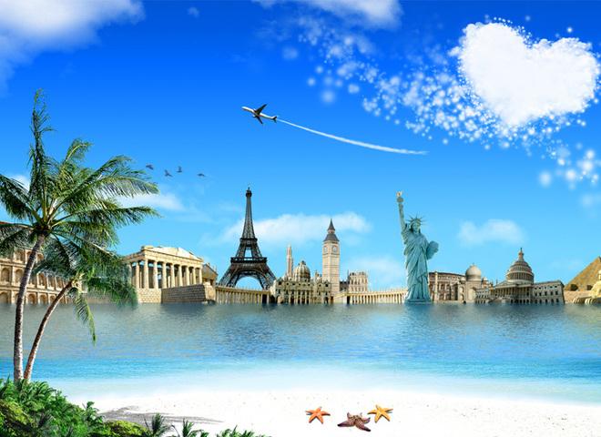 Количество туристов в мире достигло нового рекорда
