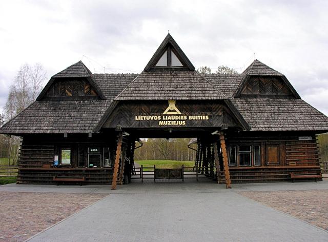 Цікаві місця Литви: Литовський музей народного побуту в Румшішкєс