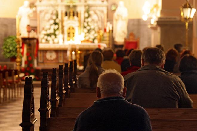 Вознесіння Господнє у західних християн