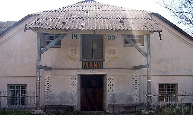 Хеллоуїн по-українськи: зазирни в занедбані млини - Купинський млин