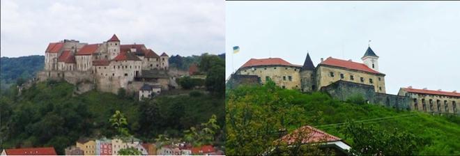 Один в один: 5 українських пам'яток, що мають закордонні аналоги