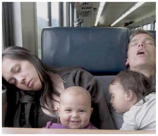 Когда в семье появляется малыш