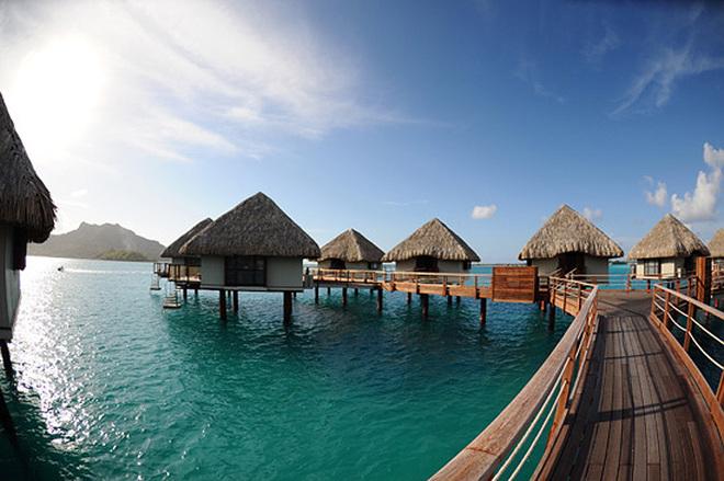 ТОП-10 найбільш незвичайних готелів світу