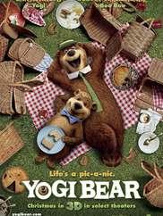 Медведь Йоги 3D