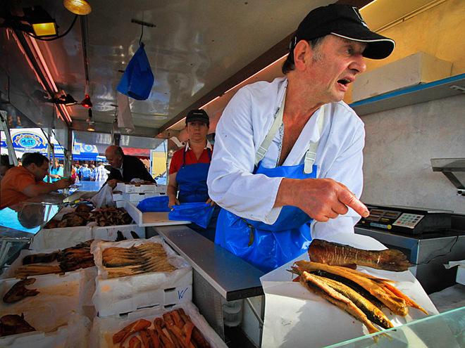 Рибні маркети Європи: Fischmarkt Hamburg-Altona