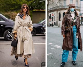 Стильний одяг для дощового дня