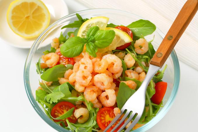 Блюда с креветками: ТОП-5 рецептов