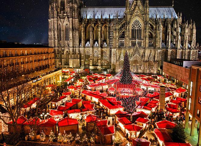Рождественский базар Кельн