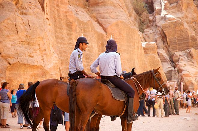 Туристическая полиция: Египет
