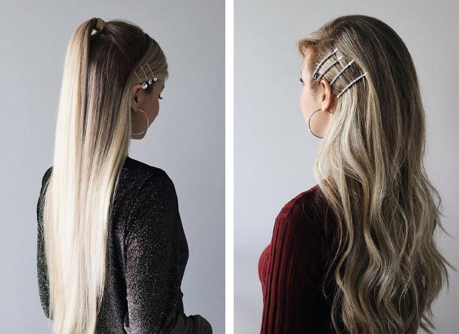 Салонное восстановление волос