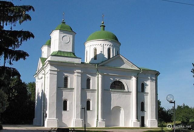 Георгіївський (Успенський) собор, Канів