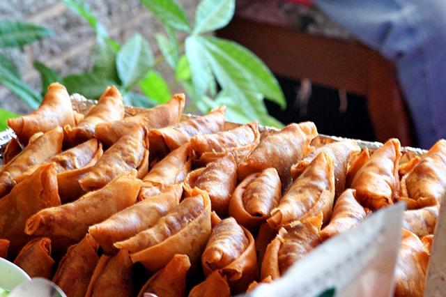10 блюд, которые вы обязаны попробовать в Индии: Самоса