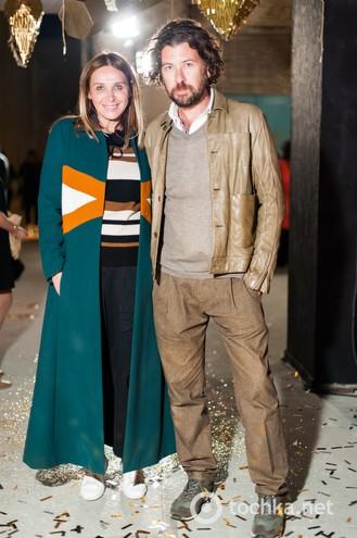 Открытие 37-го сезона Ukrainian Fashion Week