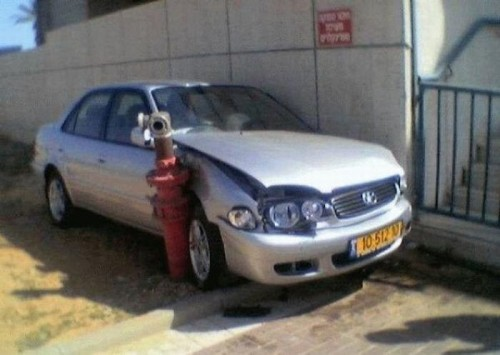 Хороший способ парковки