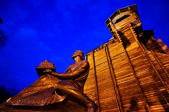 Гид по Киеву: Золотые ворота