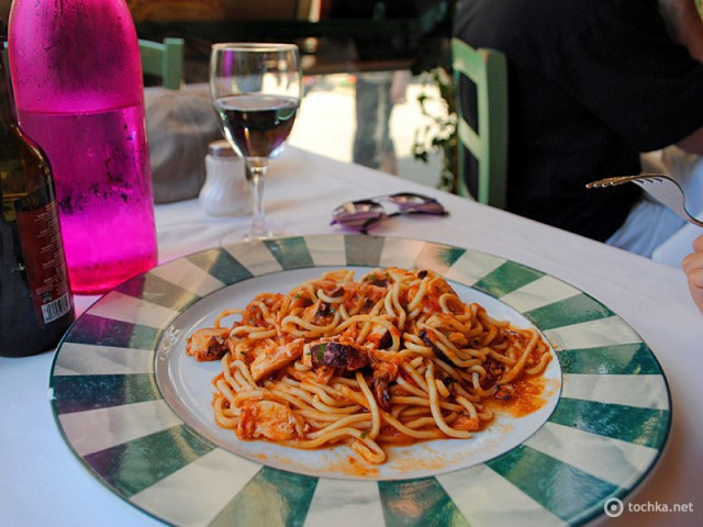 Гурман-тур: Італія