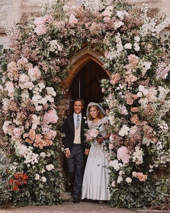 Свадебное платье принцессы Беатрис